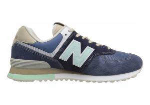 Navy/Vintage Indigo (ML574BSL)