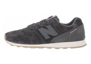 New Balance 696 - Black (WL696BY)