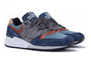 New Balance Made in US 999 - Navy/Grey (M999JTC)