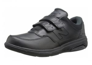 New Balance Hook and Loop 813 - Black (MW813HB)