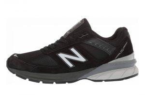 New Balance 990 v5 - Black Silver (M990BK5)