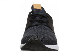 New Balance Fresh Foam Cruz v2 Knit - Black (MCRUZKB2)