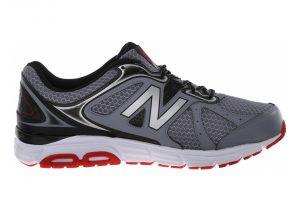 New Balance 560 v6 - Grey Black Red (M560LR6)