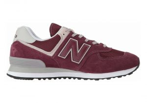 New Balance 574 Classic - Burgundy (ML574EGB)