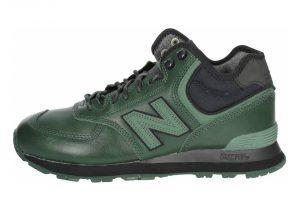 New Balance 574 Mid - Green (Mh574oab)