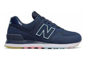 Natural Indigo/Bali Blue (WL574SON)