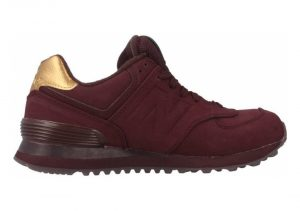 bordeaux / gold (WL574MTB)