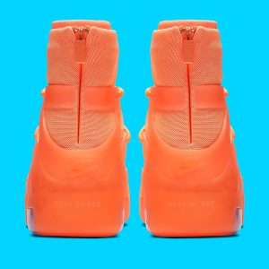 "Nike Air Fear Of God 1 ""Orange"""