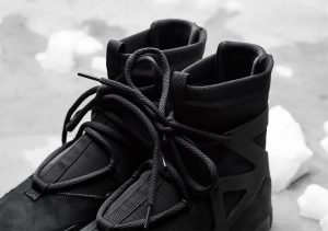 "Nike Air Fear Of God 1 ""Triple Black"""