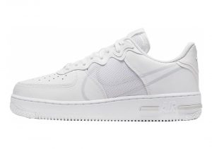 Nike Air Force 1 React - White (CT1020101)
