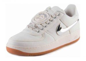 Nike Air Force 1 Travis Scott - White (AQ4211101)