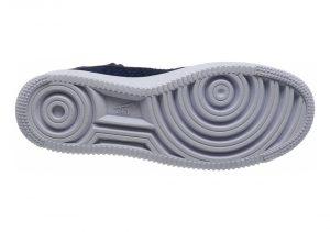 Nike Air Force 1 Ultra Flyknit - Dunkelblau College Navy Black White (817420401)