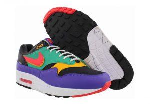 Nike Air Max 1 SE - Black / Flash Crimson (AO1021023)