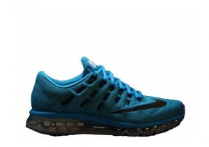 Nike Air Max 2016 - Azul Negro Blue Lagoon Black Brave Blue (806771400)