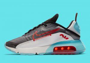 """Nike Air Max 2090 """"Bleached Aqua"""""""