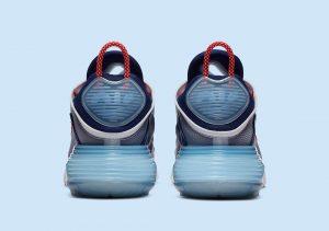 Nike Air Max 2090 White/Chile Red/Deep Royal Blue