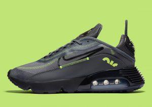 Nike Air Max 2090 Grey/Volt
