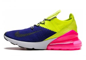 Nike Air Max 270 Flyknit - Multi (AO1023501)