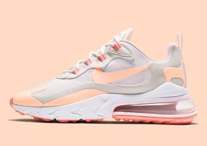 "Nike Air Max 270 React ""Crimson Tint"""