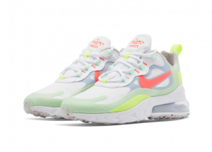 Nike Air Max 270 React Flash/Crimson Cucumber/Green