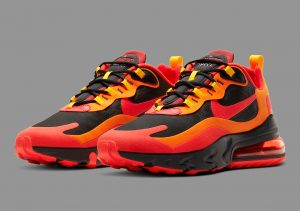 "Nike Air Max 270 React ""Magma"""