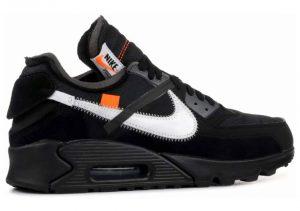 Nike Air Max 90 Off-White - black, black-cone-white (AA7293001)