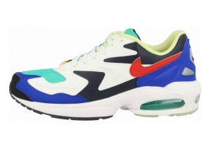 Nike Air Max2 Light - Dark Obsidian Sail Racer Blue (BV1359400)