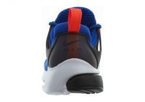 Nike Air Presto Ultra Breathe - Racer Blue/Black/White/Total Crimson (898020401)