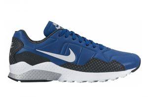 Nike Air Zoom Pegasus 92 Premium - Blue/Metallic Silver (844654400)