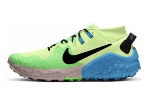 Nike Air Zoom Wildhorse 6 - Barely Volt / Black / Poison Green (BV7106700)