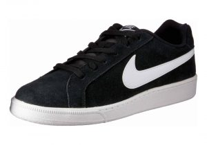 Nike Court Royale Suede - Black Blanco Black White (819802011)