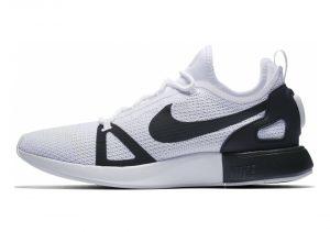 Nike Duel Racer - White/Black/Pure Platinum (918228102)
