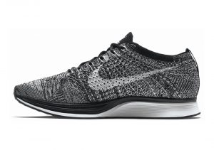 Nike Flyknit Racer - Grey (526628012)