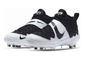 Nike Force Air Trout 6 Pro - Black (AR9815002)