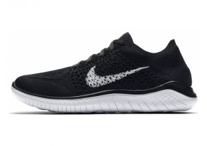 Nike Free RN Flyknit 2018 - Black/White (942839001)