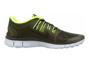 Nike Free Shield 5.0 - Green (615988307)