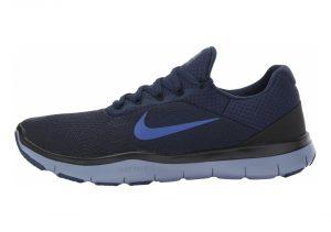 Nike Free Trainer v7 - Blue College Navy Dark Sky Blue Black Deep Royal Blue (898053401)