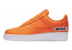 Nike Air Force 1 07 LV8 JDI - Mehrfarbig Total Orange Total Orange White Black 800 (BQ5360800)