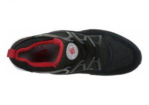 Black/University Red-wolf Grey (306127006)