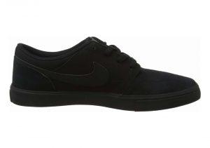Nike SB Solarsoft Portmore II - Black (880266005)
