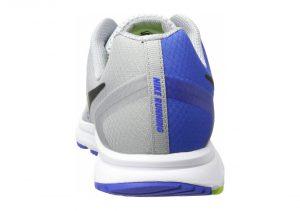 Nike Air Zoom Span - Grau Wolf Grey Black Hyper Cobalt (852437006)