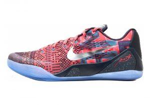 Nike Kobe 9 Low - Red (669630604)