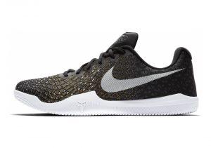 Nike Kobe Mamba Instinct - Black White Dark Grey (852473017)