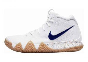 Nike Kyrie 4 - White White Deep Royal 100 (943807100)