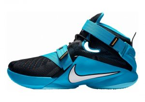 Black/White-blue Lagoon-laser Orange (749417014)