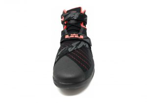 Nike LeBron Soldier 9 - Black/White/Bright Crimson (749490016)