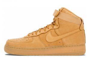 Nike Air Force 1 07 High LV8 - Brown (882096200)