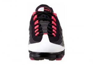 Nike Air Vapormax 95 - White/Hot Red-dk Pewter (AJ7292101)