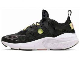 Nike Huarache Type - Black/Pink Tint-black-zinnia (BQ5102001)