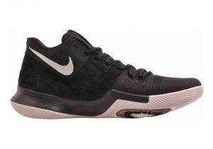 Nike Kyrie 3 - Black/White-silt Red (852396010)
